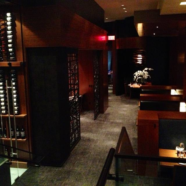 The Keg Steakhouse + Bar - Alberni, Vancouver, BC