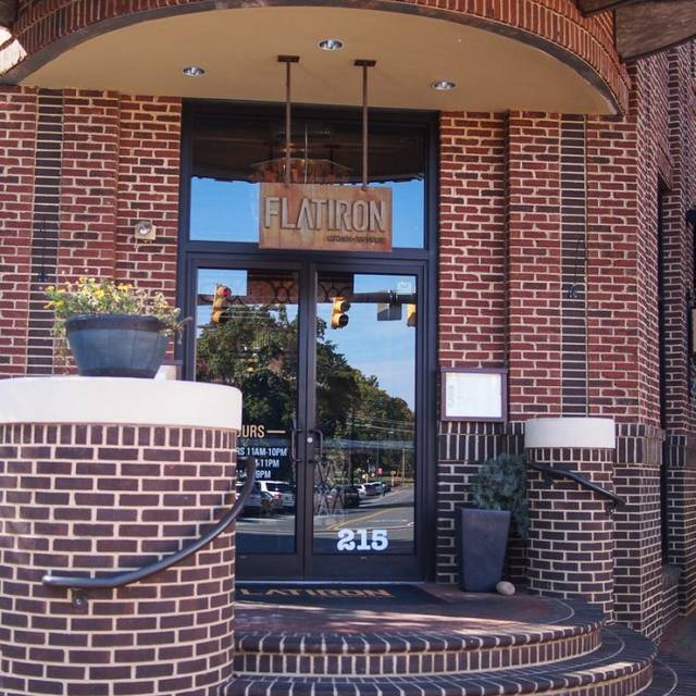 Flatiron Kitchen and Taphouse, Davidson, NC