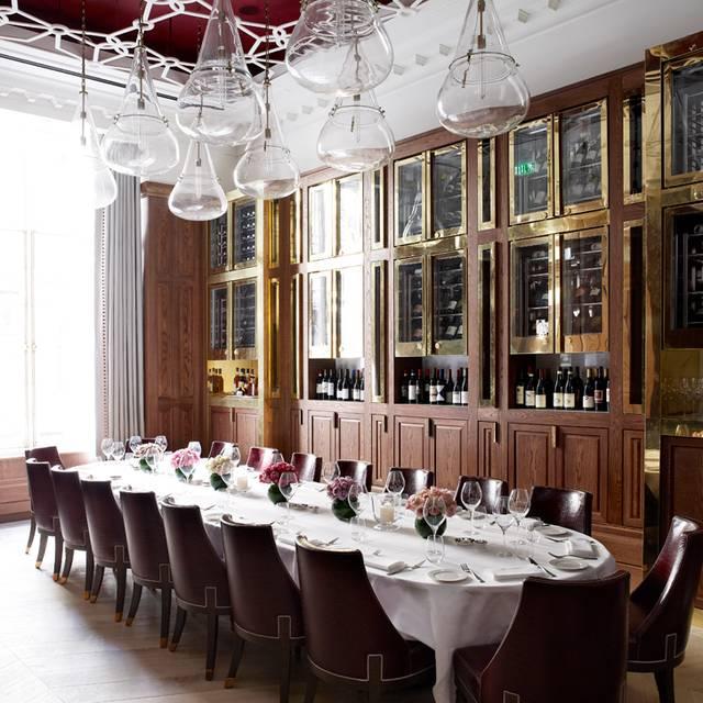 Massimo Restaurant & Bar, London
