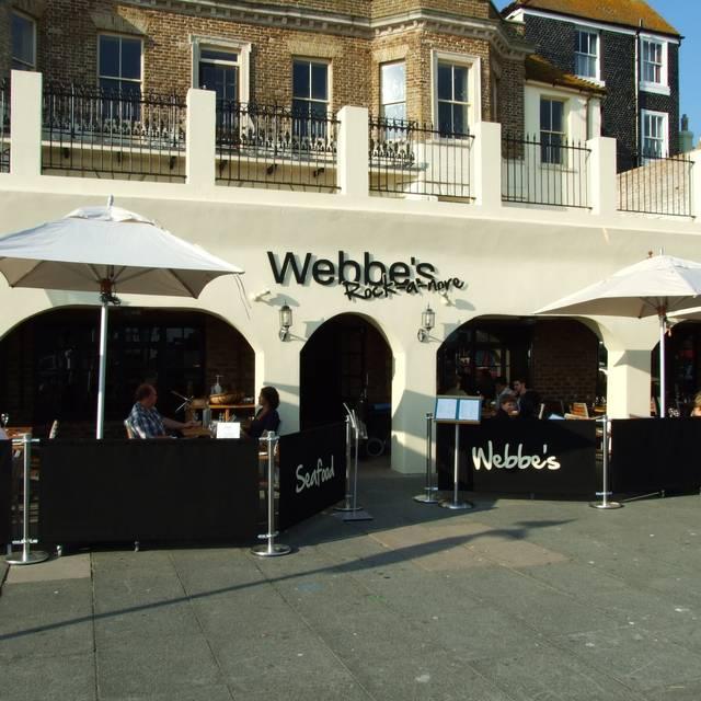 Webbes Rockanore, Hastings, East Sussex