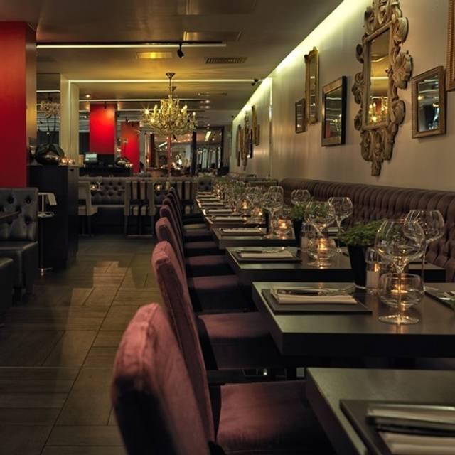 The Restaurant – Guildford Harbour Hotel - Guildford ...