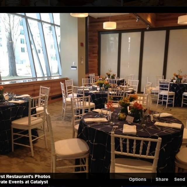 Catalyst Restaurant, Cambridge, MA