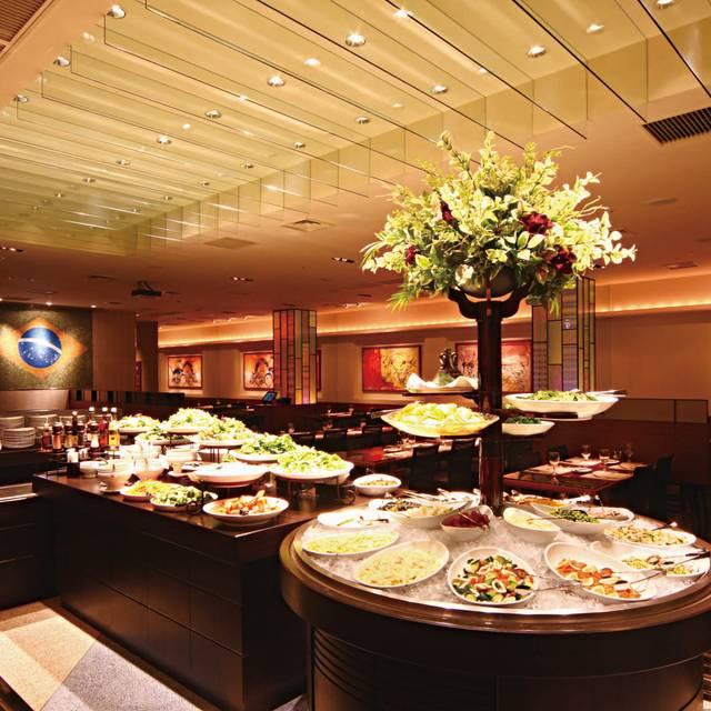 Barbacoa Churrascaria Shinsaibashi, Chuo-ku, Osaka-shi, Osaka