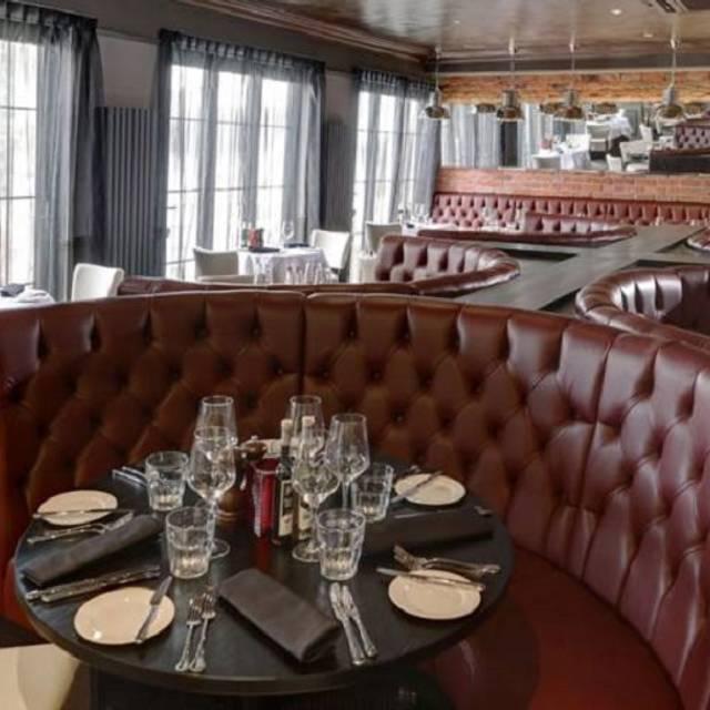 Marco Pierre White New York Italian Restaurant And Bar