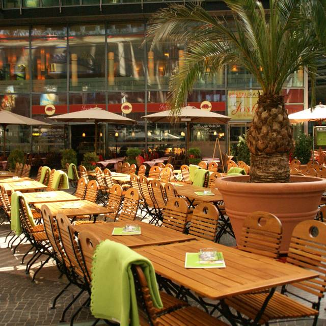 josty restaurant im sony center am potsdamer platz restaurant berlin opentable. Black Bedroom Furniture Sets. Home Design Ideas