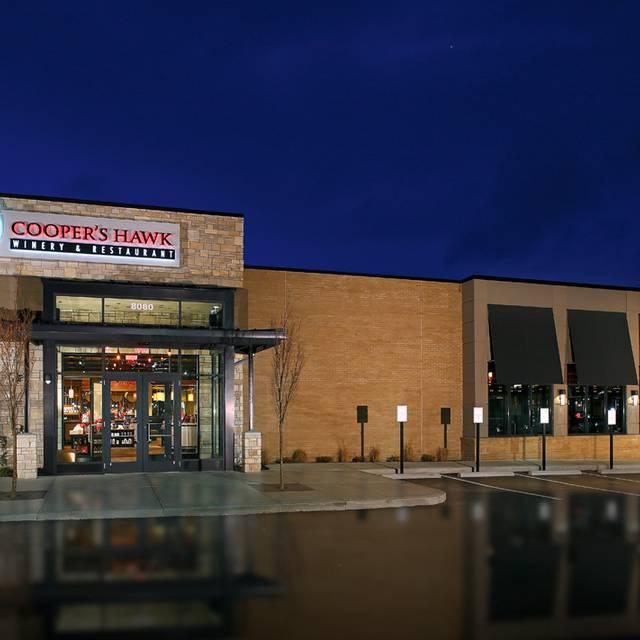 Cooper's Hawk Winery & Restaurant - Cincinnati, Cincinnati, OH