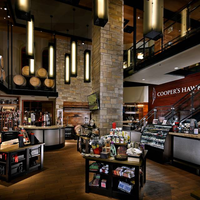 Cooper 39 s hawk winery restaurant kansas city kansas for Best private dining rooms kansas city