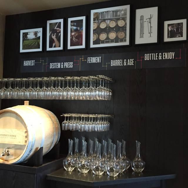 Coopers Hawk Winery Restaurant Oak Lawn Oak Lawn Il Opentable