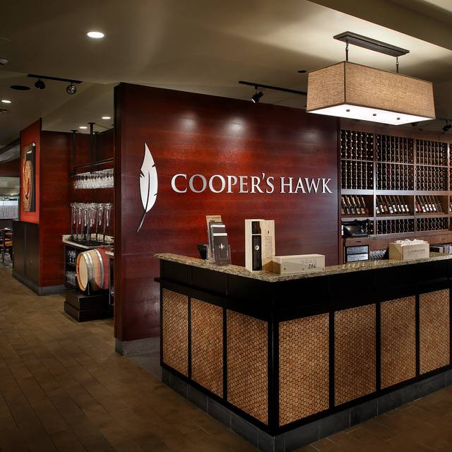 Cooper's Hawk Winery & Restaurant - iDrive, Orlando, FL