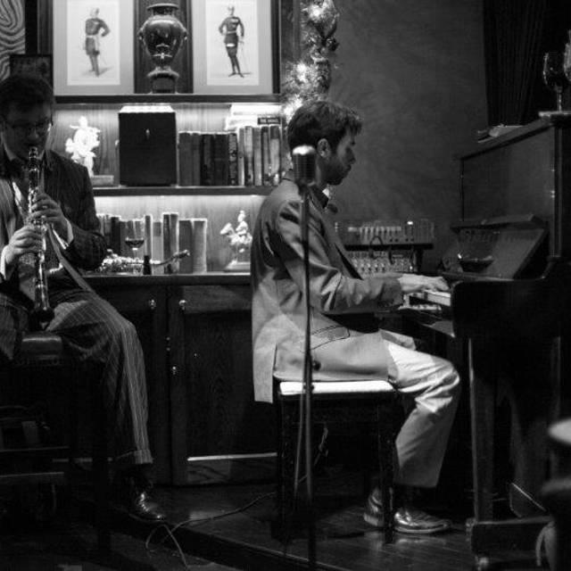 The Bombay Club Martini Bar & Restaurant, New Orleans, LA