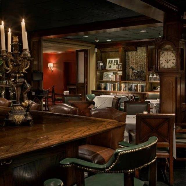The Bombay Club Martini Bar & Restaurant, New Orleans, LA