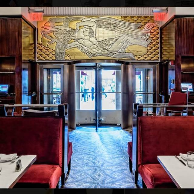 Brasserie Ruhlmann Restaurant New York Ny Opentable