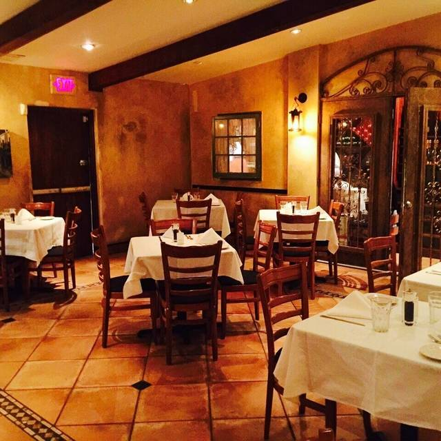 Antica Roma Trattoria Mozzarella Bar, Miami Beach, FL
