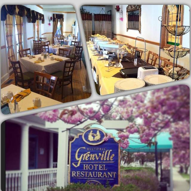 1 Photosview More The Grenville Restaurant Hotel Bay Head Nj