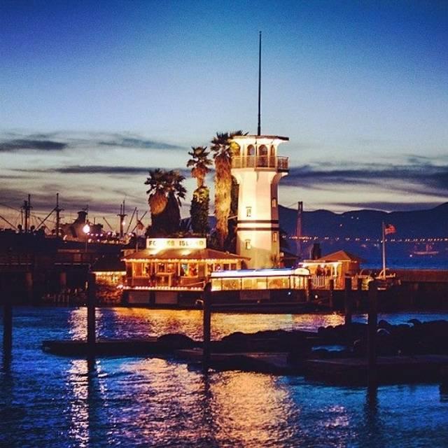 Forbes Island, San Francisco, CA