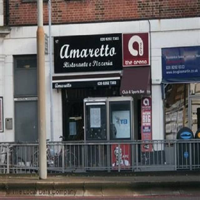 Amaretto Ristorante - Hendon, London
