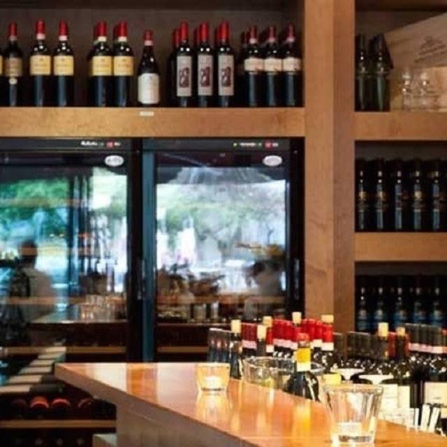 Restaurant Cafe Pane Vino Berlin