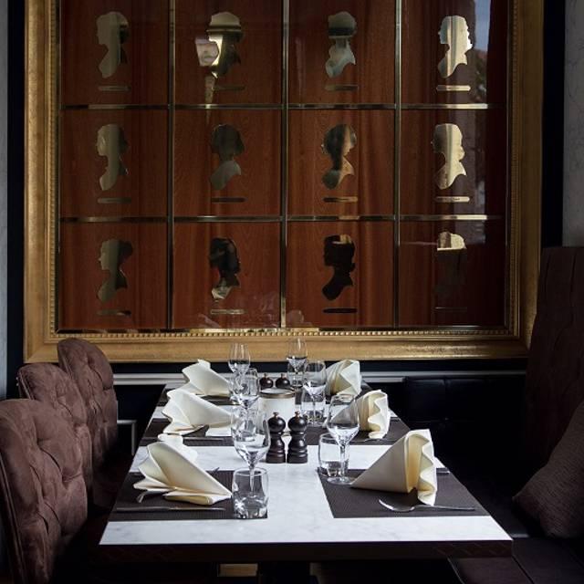 maison de manon restaurant bar grill berlin. Black Bedroom Furniture Sets. Home Design Ideas