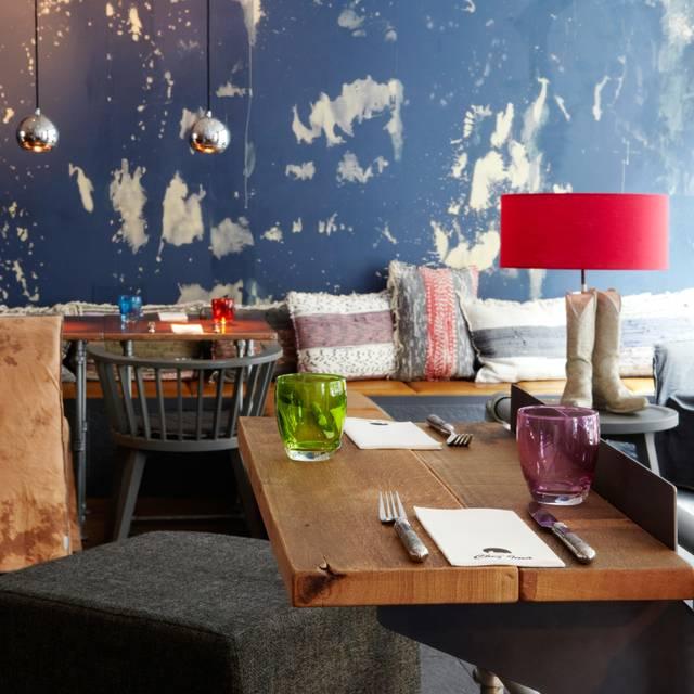chez ima 25hrs hotel by levi s restaurant frankfurt he opentable. Black Bedroom Furniture Sets. Home Design Ideas