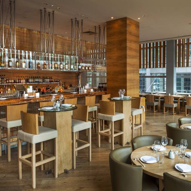 Roka Canary Wharf, London