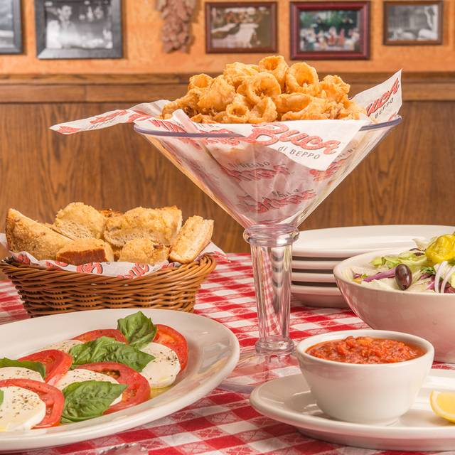 Buca di Beppo - Huntington Beach, Huntington Beach, CA