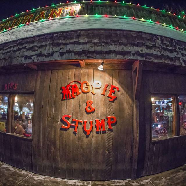 Magpie & Stump, Banff, AB