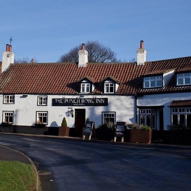 The Punch Bowl Inn, Marton, North Yorkshire