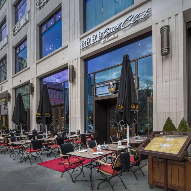 Beef GrillClub by HASIR Leipziger Platz, Berlin