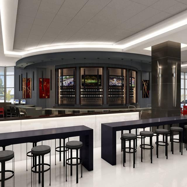 The Grand Restaurant and Lounge, Spokane, WA