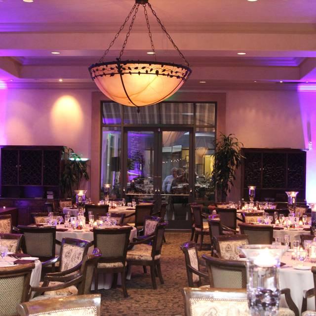 Siena Restaurant Las Vegas Menu