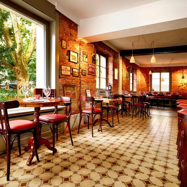 Ojo de Agua Wine & Beef Kontor, Frankfurt am Main, HE