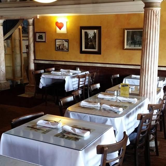 Milano Italian Restaurant, Tiburon, CA