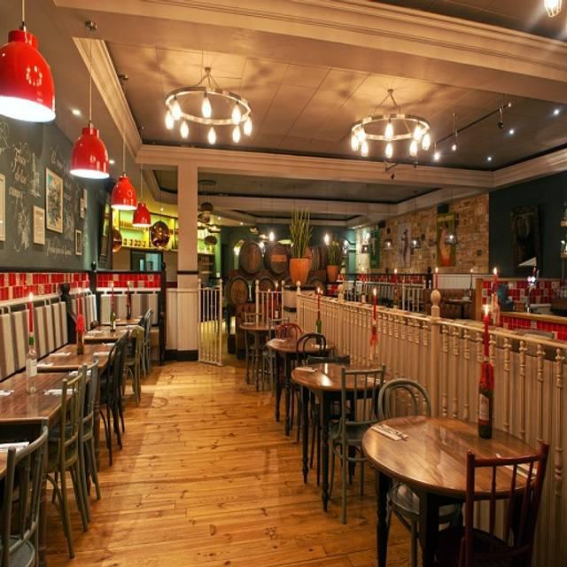 Cafe Orient Speisekarte