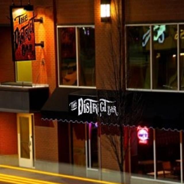 The District Bar, Spokane, WA