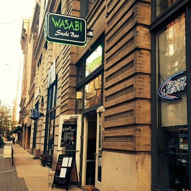 Wasabi Sushi Bar - Downtown, St. Louis, MO