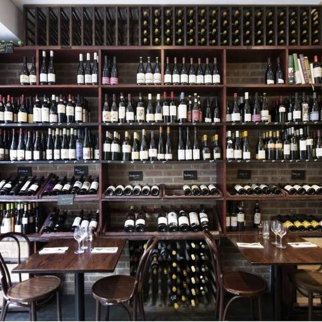 The 10 Cases - Cave à Vin - London, | OpenTable
