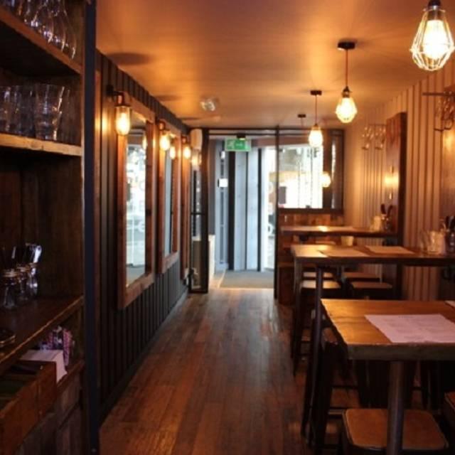 LOBOS Meat & Tapas, London