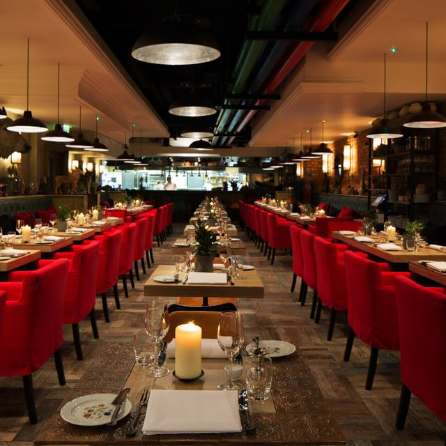 Rextail Restaurant Bar Amp Grill London Opentable
