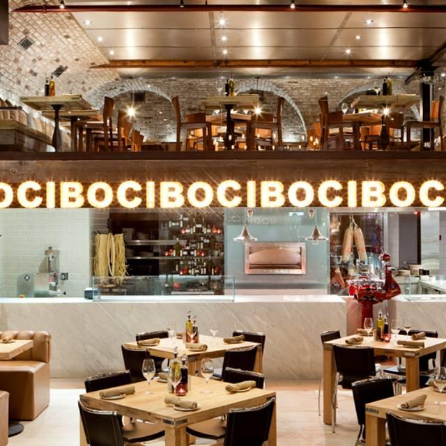 Cibo Wine Bar Yonge Street, Toronto, ON