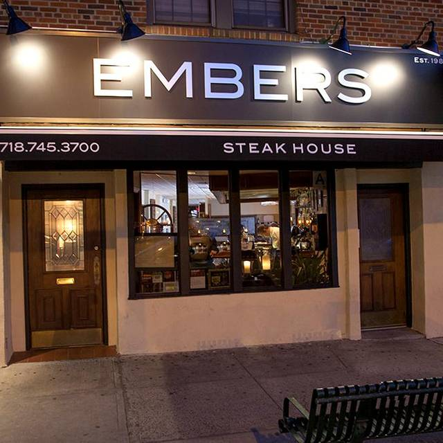 Embers Steakhouse, Brooklyn, NY