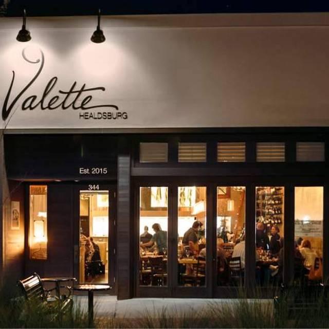 Valette, Healdsburg, CA