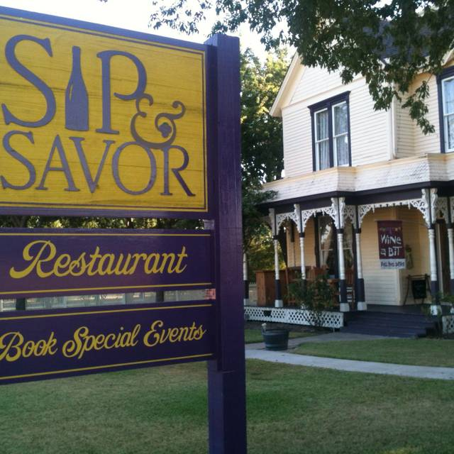 Sip savor plano tx opentable for Sips texas