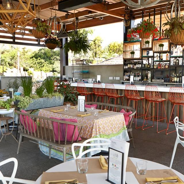 Cucina Enoteca Del Mar Del Mar Restaurant Info Reviews Photos