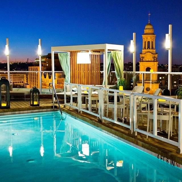 DNV Rooftop Lounge, Washington, DC