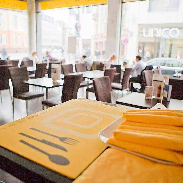 Gelbe Seiten Café Bar Lounge, Karlsruhe, BW