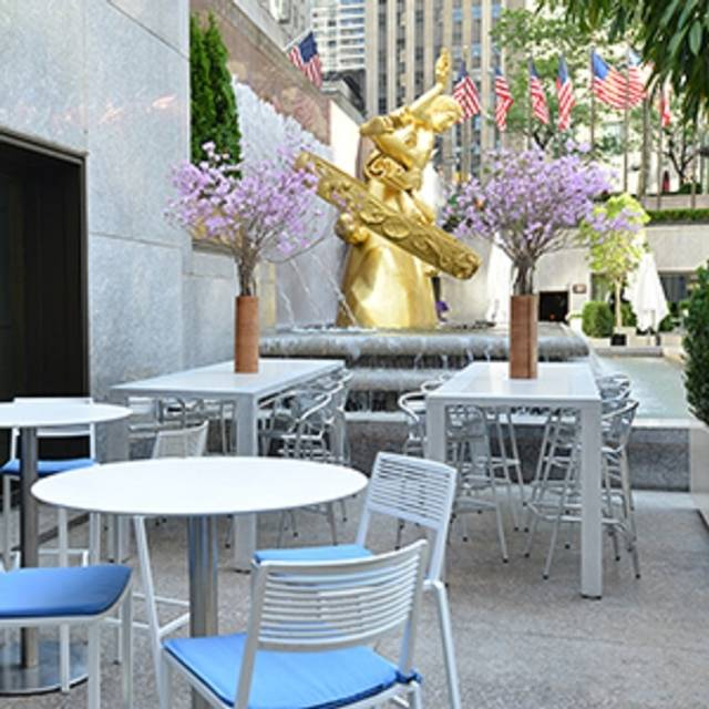Rock Center Cafe, New York, NY