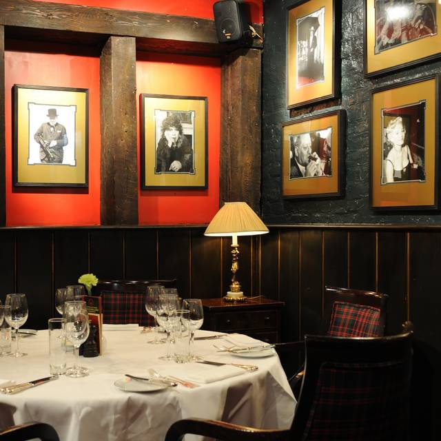Boisdale of Bishopsgate, London