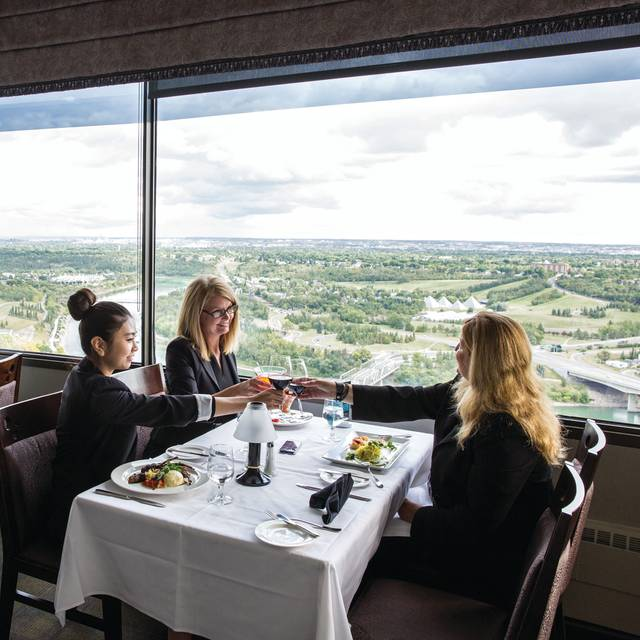 La Ronde - Chateau Lacombe, Edmonton, AB