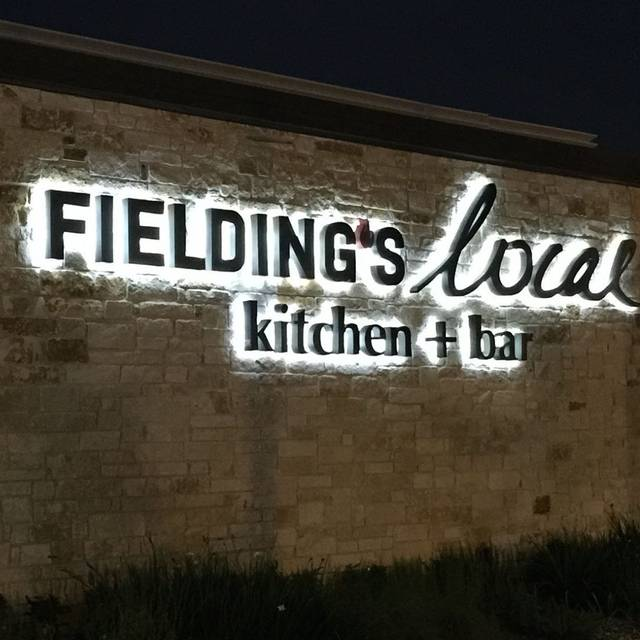 Local Kitchen: Fielding's Local Kitchen & Bar Restaurant