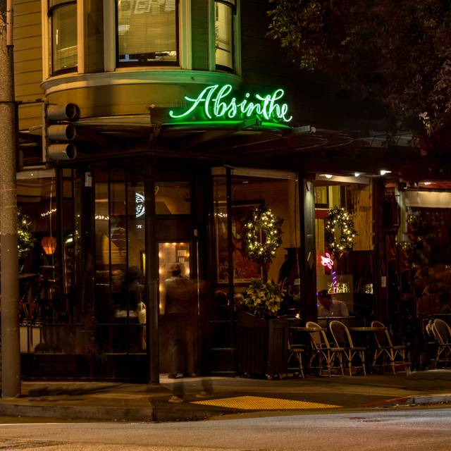 Absinthe Brasserie and Bar - SF, San Francisco, CA